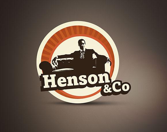 HENSON & CO, identité & packaging