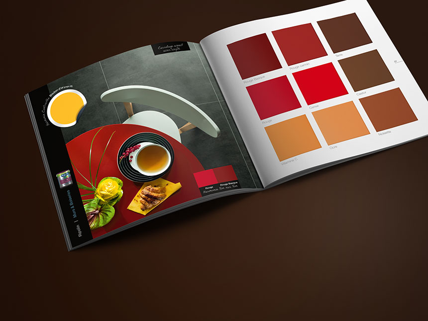 Peinture ripolin nuancier id e inspirante pour la conception de la maison for Peintures ripolin nuancier
