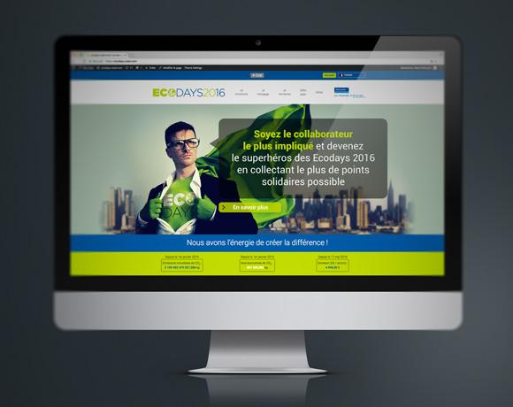 REXEL, site web