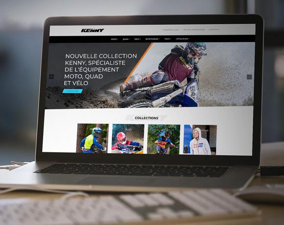 KENNY, site web