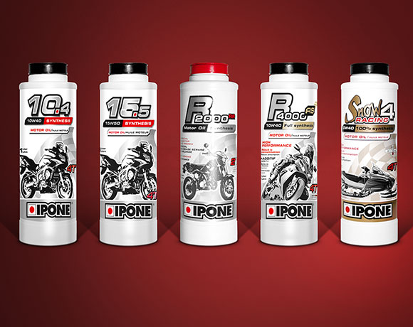 IPONE, packaging