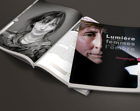 FEMMES de l'OMBRE, livre & DVD