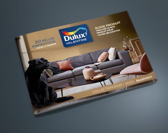 DULUX VALENTINE Guide Produit, nuancier couleur