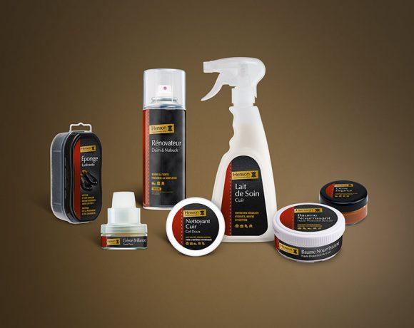 HENSON & Co. Cuir, packaging
